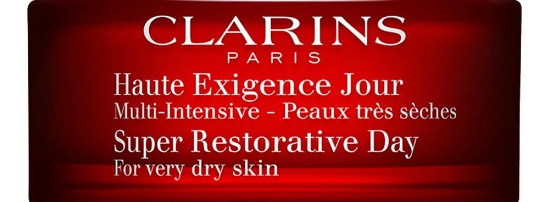 Clarins Banner