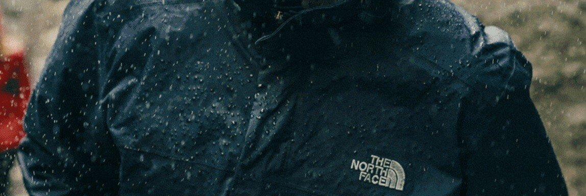 The North Face Banner