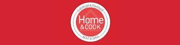 HOME&COOK Logo