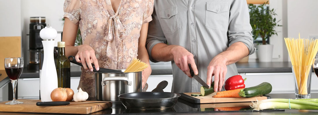 HOME&COOK Banner
