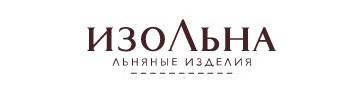 ИзоЛьна Logo