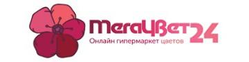 Мегацвет24 Logo