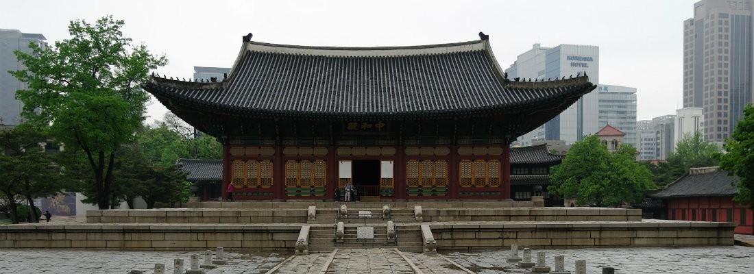 Unique korea Banner